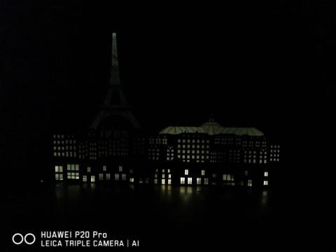 Ejemplo de una fotografía tomada con el Huawei P20 Pro