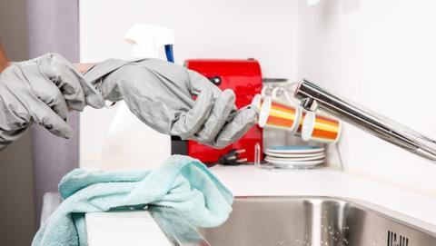 Cada cuánto tiempo tienes que limpiar tu casa.