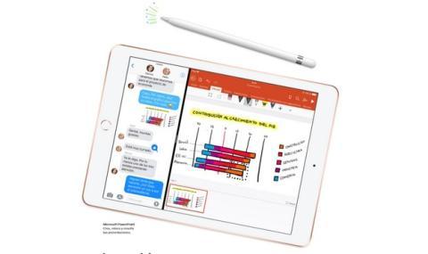 El nuevo iPad de 9,7 pulgadas va a por los estudiantes