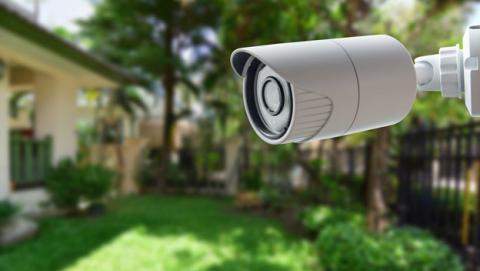 cámara ip vigilancia casa