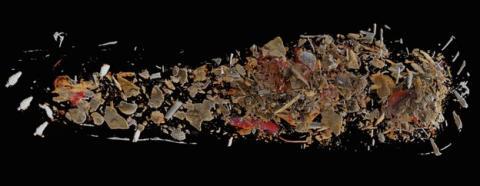 El misterio de la momia invisible, oculta durante más de un siglo