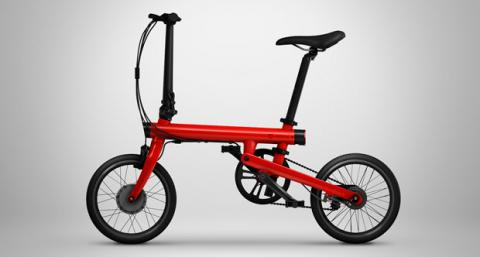 Bicicleta eléctrica de Xiaomi