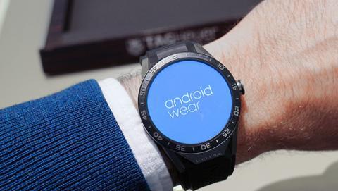 El nuevo Android Wear OS es todo para tu batería