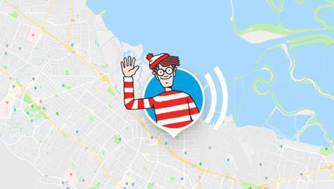 Cómo jugar a ¿Dónde está Wally? en Google Maps