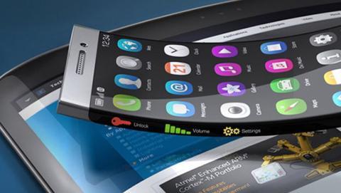 Huawei patenta un teléfono que se parece a un libro