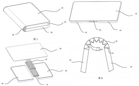 patente de huawei