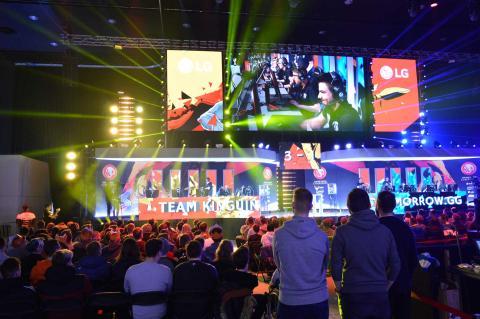 eSports en Katowice 2018