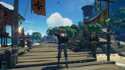 Sea of Thieves para Xbox One y PC