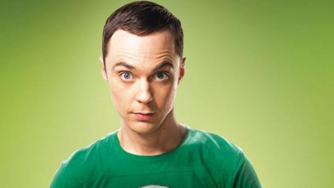 Sheldon Cooper de The Big Bang Theory