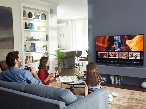 Televisores OLED con HDR, lo mejor del cine en tu casa
