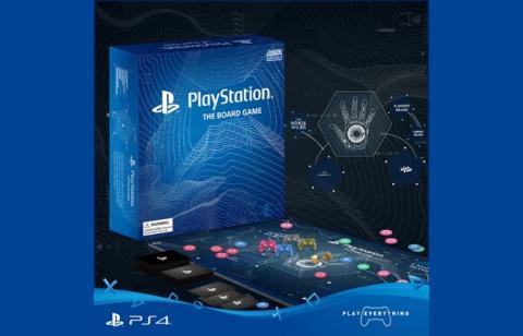 Así es el juego de tablero oficial de PlayStation, la broma de Sony