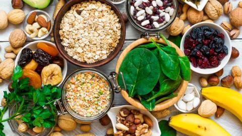 Porciones de comida para adelgazar
