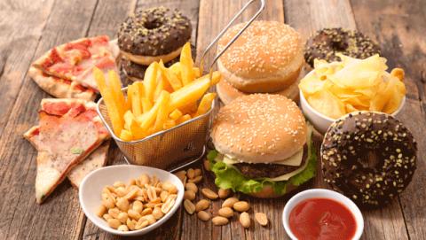 Por qué es malo abusar de la comida rápida
