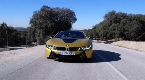 Sonido Active Sound Design de BMW