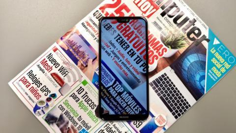 Huawei P20 Lite - sobre revista
