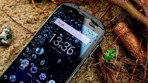 Oukitel WP5000, móvil resistente y una batería de larga duración