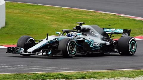 Links y enlaces para ver en directo online el GP de Bahrein de F1 2018.