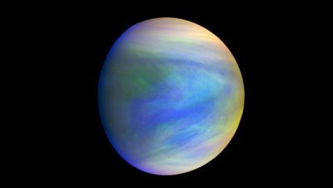 ¿Hay bacterias extraterrestres en las nubes de Venus?