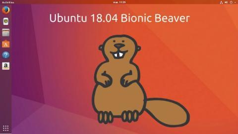 Ya puedes descargar e instalar Ubuntu 18.04 en beta.