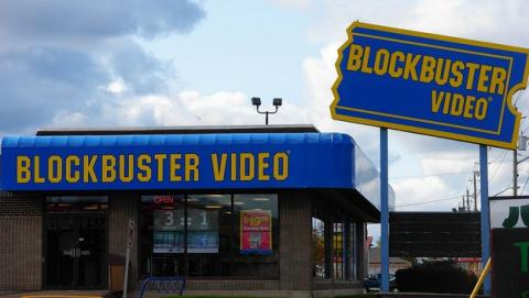 Historia del último Blockbuster