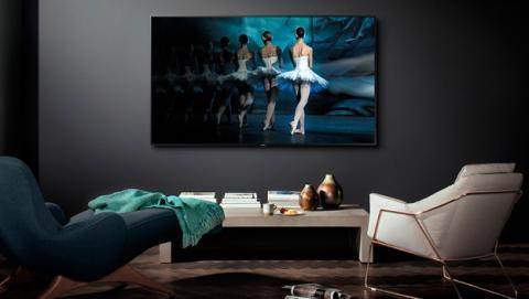 TV 4K en oferta con descuento en Amazon España.