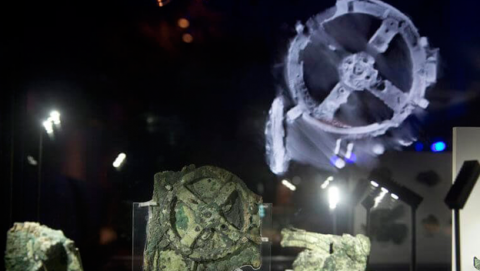 Cómo funciona el mecanismo de Antikythera