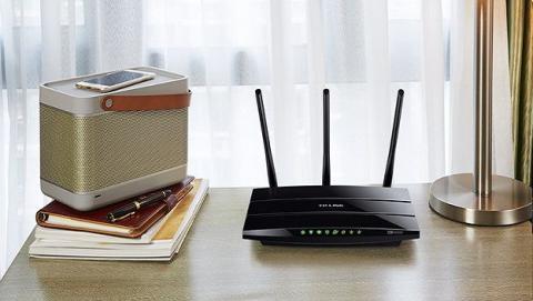Cambiar cifrado del WiFi para aumentar la seguridad.