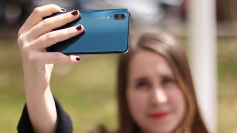 Opiniones sobre la cámara del Huawei P20