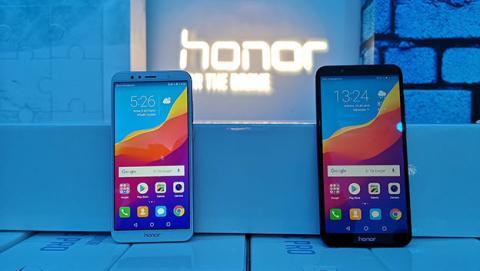 Honor 7C y Honor 7A, apuestas gama media a 179 y 139 euros