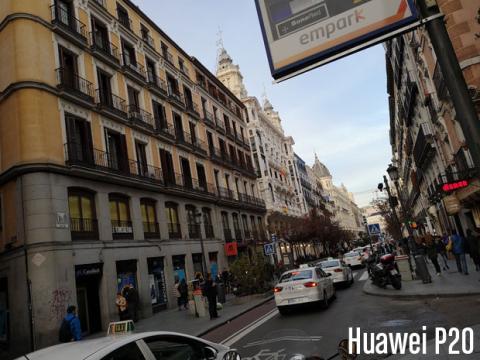 Foto tomada con el Huawei P20 (1)