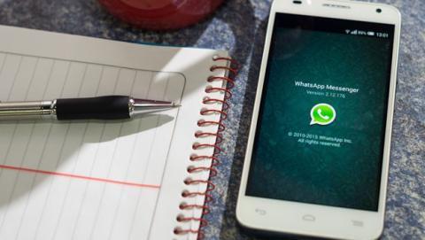 Cómo poner etiquetas en mensajes de WhatsApp para Android
