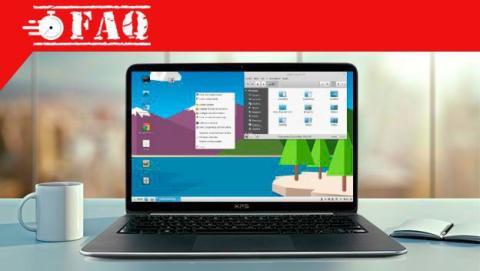 Personalizar fondo de pantalla en Linux Mint.