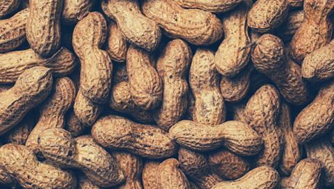 alergia al cacahuete