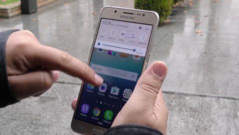 Así puedes usar la pantalla dividida en el Galaxy J3 2017