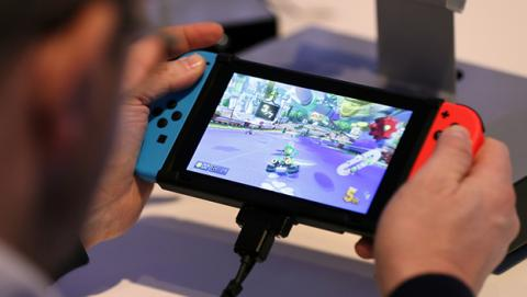 Nintendo patenta unas pantallas que se comunican entre sí