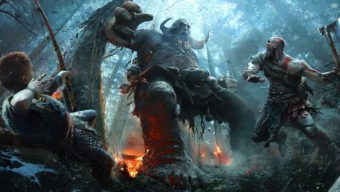 God of War ya es el juego de PS4 mejor puntuado de la historia