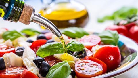 dieta mediterránea adelgazar