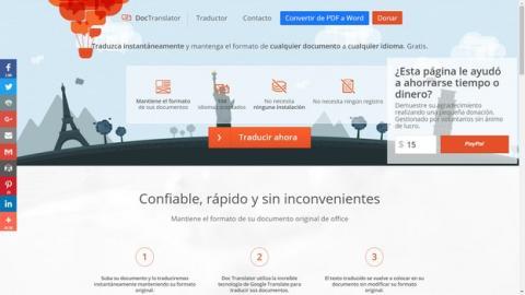 Cómo traducir un documento PDF de inglés a español