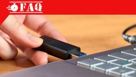 Cómo expulsar un dispositivo USB de forma segura de Linux.