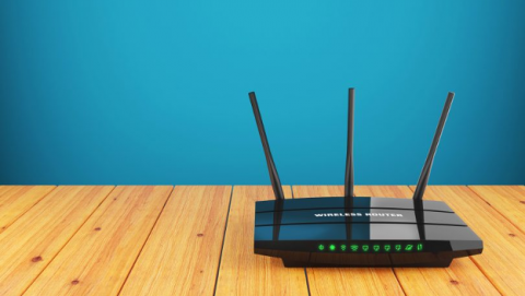 Routers WiFi con Band Steering.