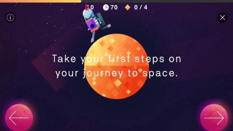 Juego de la NASA gratis para Android.