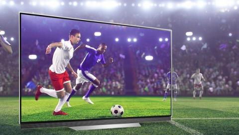 Cómo elegir un televisor para ver fútbol