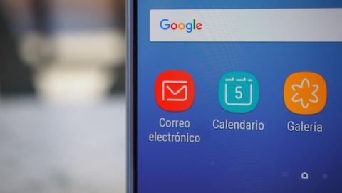 Samsung Galaxy J7 2017: Cómo añadir un evento en el calendario
