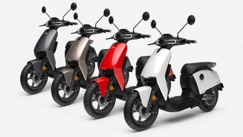 Características y precio de la moto eléctrica Xiaomi Super Soco.