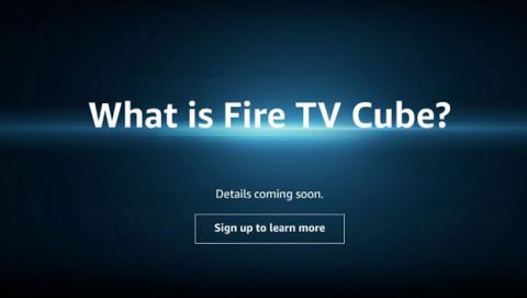 Amazon Fire TV Cube nuevo reproductor multimedia Amazon