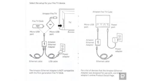 Características Amazon Fire TV Cube