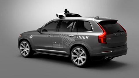 El atropello del coche autónomo de Uber