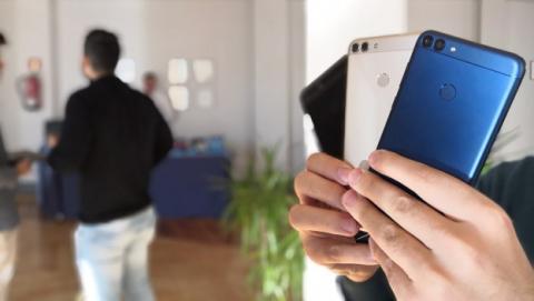Huawei P Smart - cámara