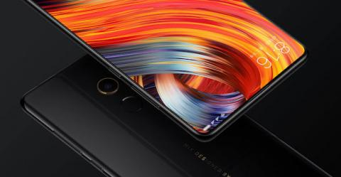 Xiaomi Mi MIx 2 ofertas abril