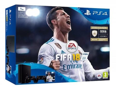 PS4 Pack FIFA 18